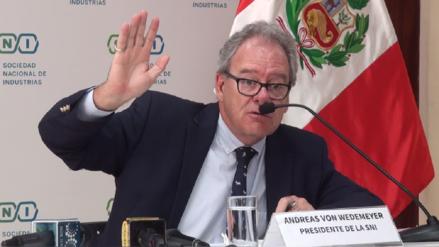 SNI: Industria crecería este año entre 3% y 4% si se establecen reformas