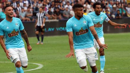 Sporting Cristal consiguió los tres puntos del partido suspendido ante UTC