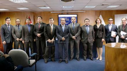 """Guillén: """"Existen discrepancias entre la Fiscalía de Lavado de Activos y la de Anticorrupción"""""""