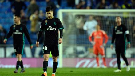 Real Madrid perdió con Espanyol y comienza a despedirse de la Liga Española