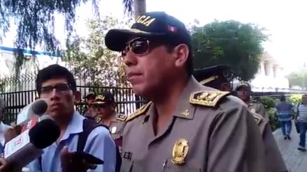 Policía responsabilizó a pobladores de conflicto en Chaparrí