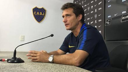 DT de Boca Juniors sobre Alianza: