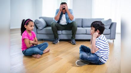 Niños violentos: ¿Cómo prevenir y erradicar la mala conducta?