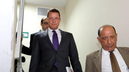 Barata respondió todas las preguntas de los fiscales