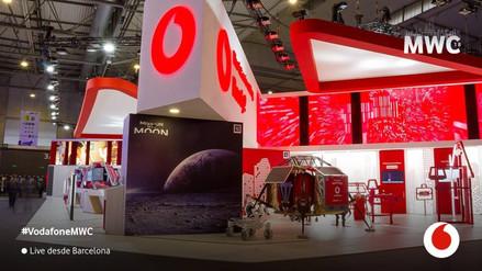 La Luna tendría una red móvil 4G en el 2019