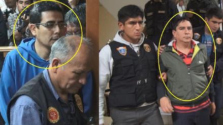Exfuncionarios de la gestión de Roberto Torres se entregaron a la justicia