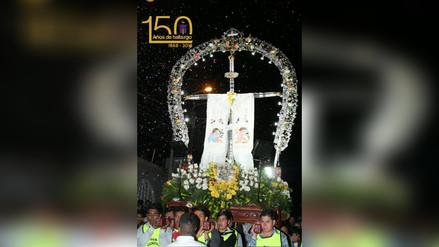 Declaran de Importancia Regional la festividad religiosa Cruz de Motupe
