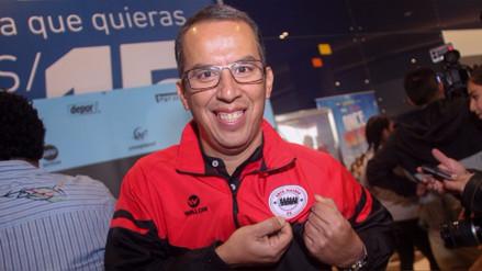 Los Juegos Deportivos Escolares Nacionales llevarán el nombre de Daniel Peredo