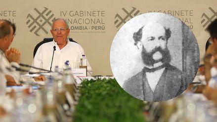 PPK recordó el vínculo que Miguel Grau tiene con Cartagena
