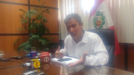Gobernador advierte que obras de reconstrucción seguirán retrasándose