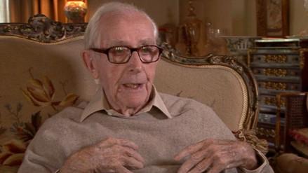 Falleció a los 97 años Lewis Gilbert, director de filmes de James Bond