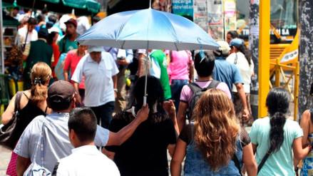 La sensación de calor llegaría a 30 grados en marzo por declive de fenómeno de La Niña