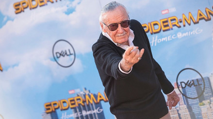 Stan Lee: Así se despidió Hollywood del padre de los superhéroes de Marvel [FOTOS]