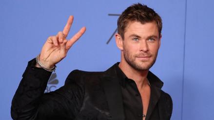 Chris Hemsworth cerca de protagonizar la nueva cinta de