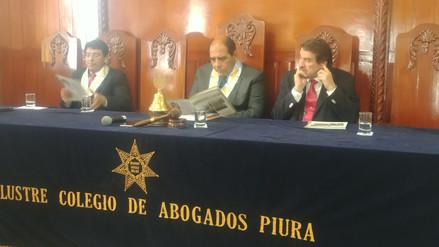 Colegio de Abogados decide si retira colegiatura a congresista Maritza García