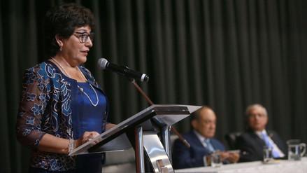 Consejo Directivo de la Sunedu pide la destitución de Flor Luna Victoria