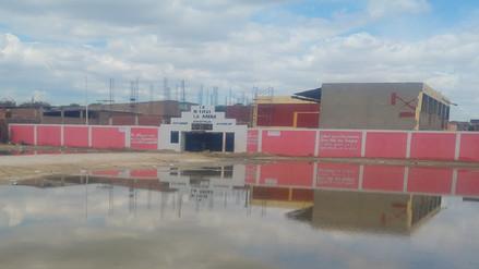 Alumnos de colegio en distrito de La Arena no tienen local para estudiar