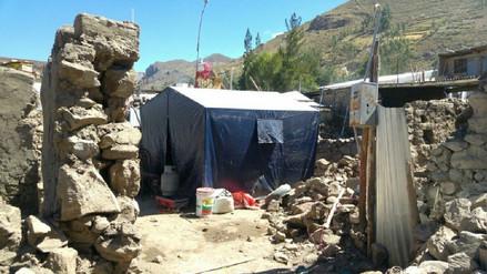 Piden nueva evaluación de daños por fuertes réplicas de sismos en Caravelí