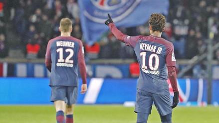 Con Neymar descartado, el DT del PSG pondrá a este crack para reemplazarlo