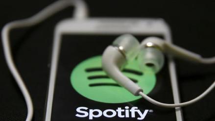 Spotify cotizará en bolsa de Nueva York con una valorización de hasta US$1,000 millones