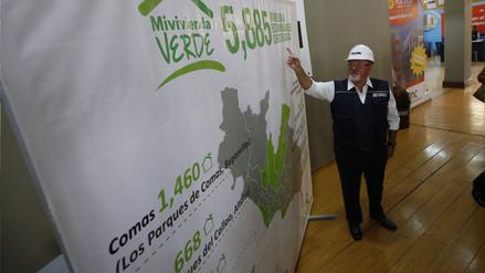 Presentan cartera de proyectos de MiVivienda Verde con las tasas más bajas del mercado