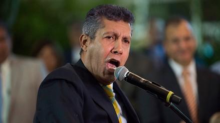 El opositor Henri Falcón se presenta a las presidenciales de Venezuela