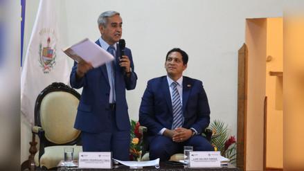 Presidente del Poder Judicial espera que Barata colabore con la justicia