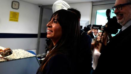 """Abogada de Keiko Fujimori: """"Barata ha sido muy claro en afirmar que nunca le entregó dinero"""""""