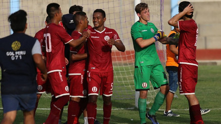 Universitario venció 2-0 a Comerciantes Unidos y acabó con la mala racha