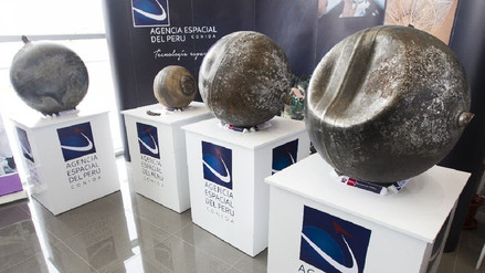 Las teorías sobre el origen de las esferas espaciales que cayeron en el Perú