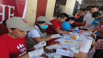 Internos del penal de Chiclayo participaron de campaña de despistaje de VIH