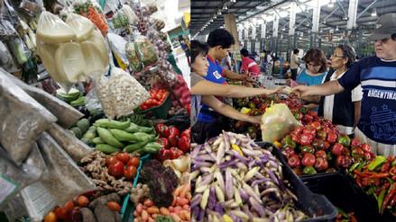 INEI: Precios al consumidor subieron 0.25% en febrero de este año
