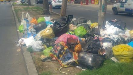 Buscan erradicar 65 puntos críticos de acumulación basura en Trujillo