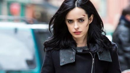 """Jessica Jones"": Krysten Ritter dirigirá un episodio de la tercera temporada"