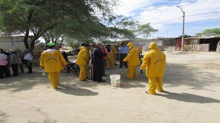 Diresa de Piura cuestionó al Minsa por falta de acciones contra el dengue