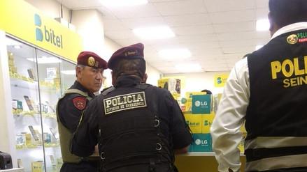 Un delincuente muerto y otro herido en un asalto frustrado en San Juan de Lurigancho