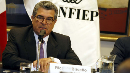 "Ricardo Briceño dijo que Jorge Barata está ""confundido o malintencionado"""