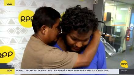 Rotafono ayudó a que un joven con discapacidad intelectual vuelva a casa luego de pasar meses desaparecido