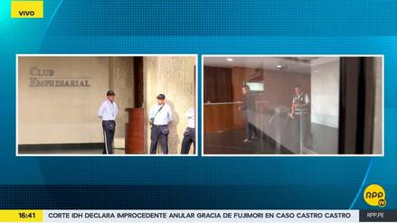 La Fiscalía intervino las oficinas de la Confiep por investigación a Keiko Fujimori