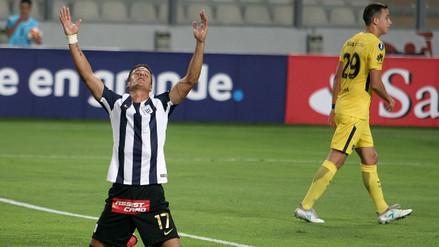 Revive las mejores postales del 0-0 entre Alianza Lima y Boca Juniors