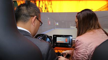 Autos inteligentes, 5G y móviles de última generación en el MWC