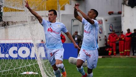 Real Garcilaso comenzó con el pie derecho la Libertadores tras vencer 2-0 al Santos