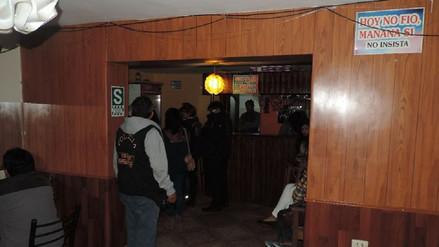 Rescatan a adolescente víctima de trata de personas en Paucarpata