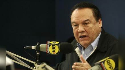 Luis Alva Castro niega haber recibido aporte de Barata y Odebrecht