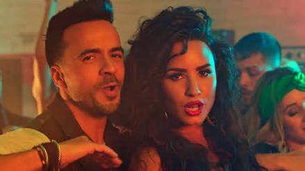 Luis Fonsi y Demi Lovato versionan en inglés su éxito