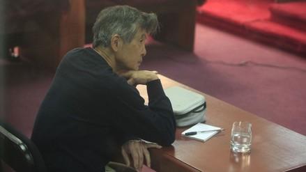 CIDH realizó audiencia pública sobre el indulto a Alberto Fujimori