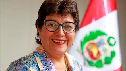El Gobierno dejó sin efecto la designación de Flor Luna Victoria como jefa de Sunedu