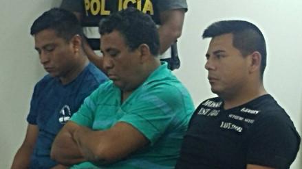 Fiscalía dicta 9 meses de prisión preventiva a policías implicados en cobro de coima