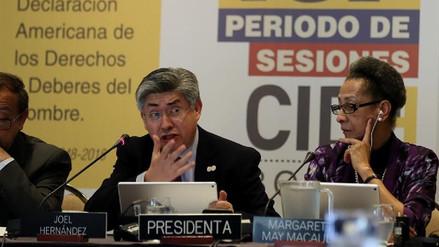 CIDH entiende que víctimas perciban el indulto a Fujimori como