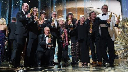 Oscar 2018: ¿Cuán rentables fueron las nominadas a mejor película?